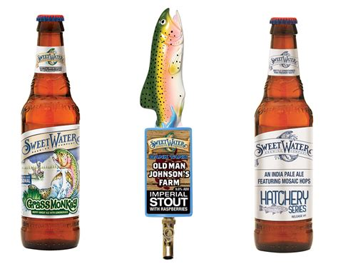 SweetWater Brewing to Hit February with Several New ...