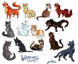 warriors cats warrior cats by fenneklns on deviantart