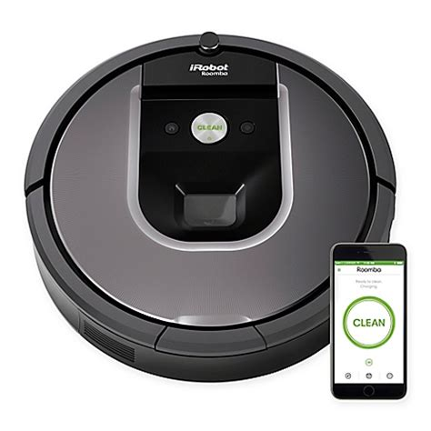 bed bath beyond roomba irobot 174 roomba 174 960 wi fi 174 connected vacuuming robot bed