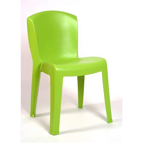 chaise de jardin verte chaise de jardin europa vert