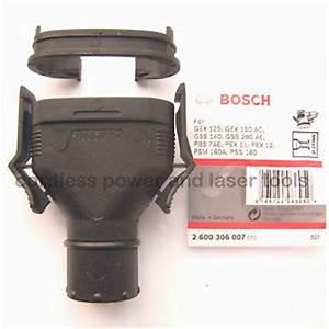 Bosch Pex 220 A : bosch dust extraction port light hose adapter pex 220 a sander 2 600 306 007 ebay ~ Eleganceandgraceweddings.com Haus und Dekorationen