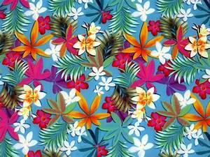 Tissu Imprimé Tropical : tissu maille maillot de bain imprim tropical the sweet mercerie ~ Teatrodelosmanantiales.com Idées de Décoration