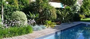 Massif Autour Piscine : les plantes mettre autour de la piscine tarabaza ~ Farleysfitness.com Idées de Décoration