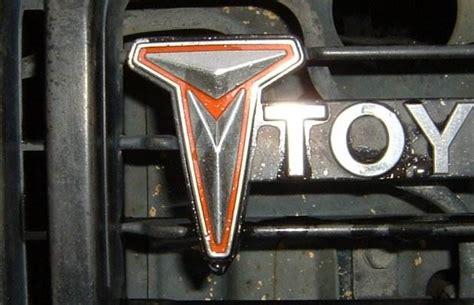 toyota old logo new toyota emblem yotatech forums
