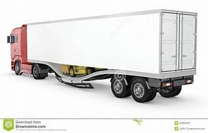 Plancher Pour Remorque : le chariot l vateur casse le plancher de semi remorque de ~ Melissatoandfro.com Idées de Décoration