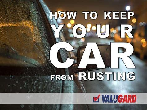 prevent rusting slideshare