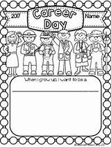 Career Elementary Coloring Pages Activities Counseling Exploration College Awareness Favor Getcolorings Future Printable Social Getdrawings Teacher Teacherspayteachers sketch template