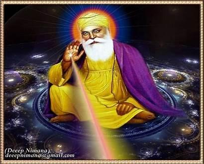 Guru Nanak Dev Ji God Wallpapers Sher