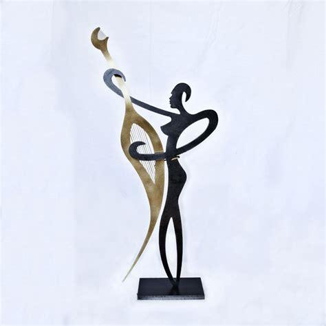 statue de femme musicienne quot jeti quot statue design statue femme