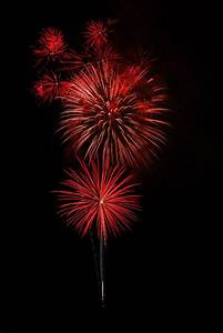 Red fireworks by darkguitar3000 on DeviantArt