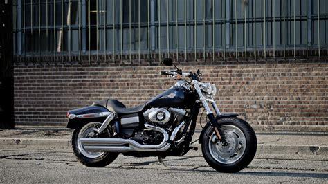[49+] Harley Davidson Fat Bob Wallpaper On Wallpapersafari