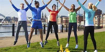 Jumping Jacks Exercises Osteoporosis Doing Bone Bones