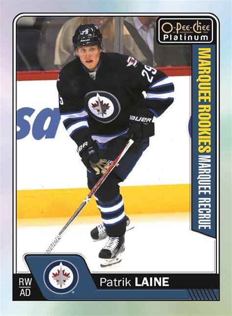 pee chee platinum hockey cards checklist premium nhl