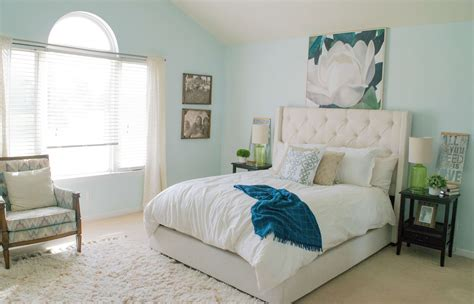 easy bedroom decorating refresh     house
