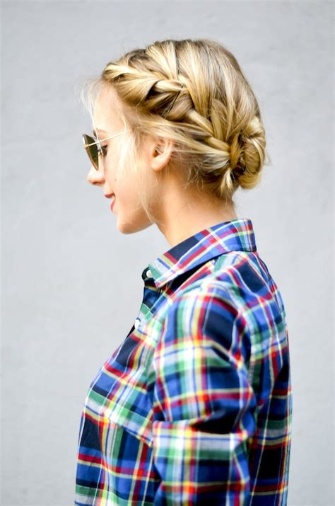 Easy Hairstyles For Hair Day by 16 Easy Hairstyles For Summer Days The Everygirl