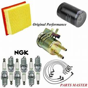 Tune Up Kit Filters Wire Spark Plugs For Ford Ranger V6 3