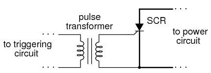 The Silicon Controlled Rectifier Scr Thyristors