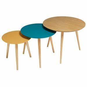 Table Gigogne Maison Du Monde : tables gigognes vintage maisons du monde ~ Teatrodelosmanantiales.com Idées de Décoration