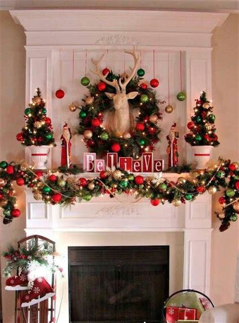christmas mantle garland stealing christmas recreate holiday mantel displays