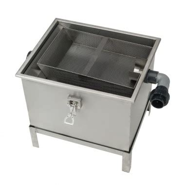 grease trap for restaurants bac graisse restaurant