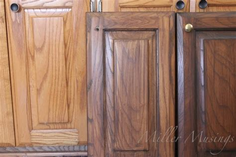 painting over stained cabinets 16 best images about general finishes antique walnut on