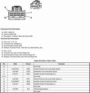 2008 Escalade Wiring Diagram