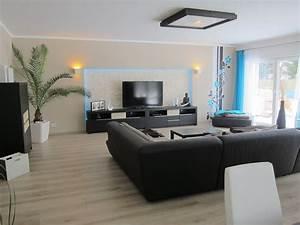 Wohnzimmer 39Wohn Esszimmer Kche In Neuem Glanz