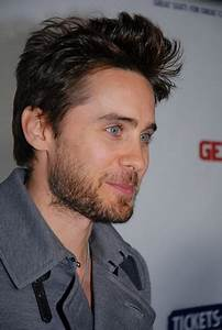 Hair and Beard Styles: Jared Leto – Short Spiky Hairstyle ...