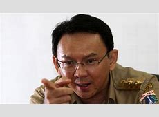 Ahok Comments on Jokowi's Candidacy for Vice President