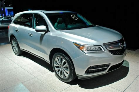 Acura Prices 2014 Mdx Crossover Starting At ,290 With