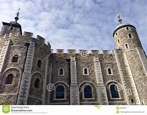 White Tower At The Tower Of London Editorial Photography