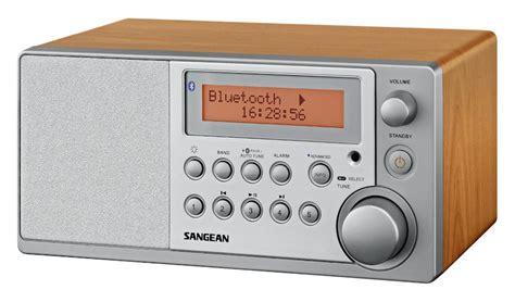 Radio Sangean DDR-31BT Bluetooth, FM RDS y DAB+   Zona Outdoor