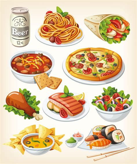 cuisine free free food food clip free downloads fast food clipart