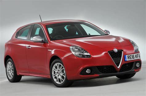 Alfa Romeo Giuletta by Alfa Romeo Giulietta Review 2017 Autocar