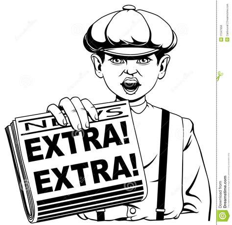 Extra! Extra! Royalty Free Stock Photos  Image 11547958