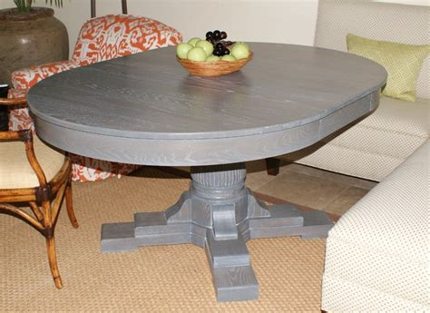 grey oak table eclectic dining tables jacksonville