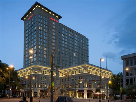 Marriott Gasl Convention Center by Lancaster Marriott Hotel And Convention Center Derck