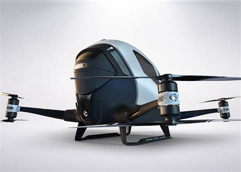 ehang  drone ireviews