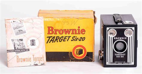 barang antik 1200 tahun vintage gallery eastman kodak quot brownie quot usa