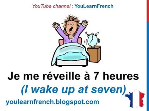 French Lesson 30  Face Body Vocabulary  Le Visage (parts