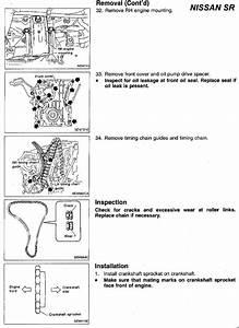 Manual De Reparacion Nissan Tsuru Ii B13 Ga16de
