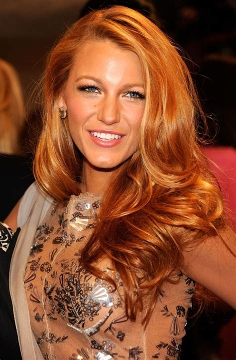 Strawberry Hair by Strawberry Hair Color Idea Gold Hairstyles