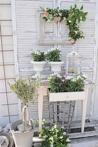 Balkon Verschönern Selber Machen : shabby chic selber machen der romantik look f r zuhause shabby chic selber machen der balkon ~ Bigdaddyawards.com Haus und Dekorationen