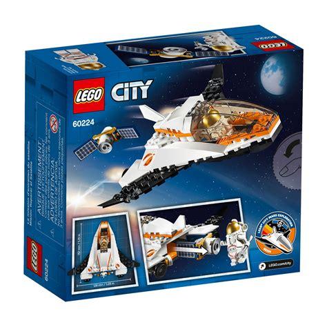 lego creator expert nasa apollo  lunar lander  city