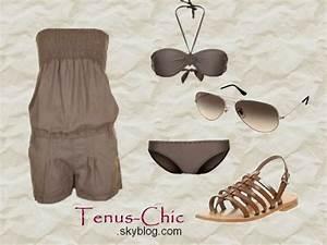 Tenue De Plage Chic : articles de tenus chic tagg s tenue de plage tenues ~ Nature-et-papiers.com Idées de Décoration