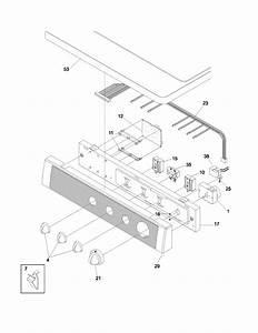 Frigidaire Model Glgq332as1 Residential Dryer Genuine Parts