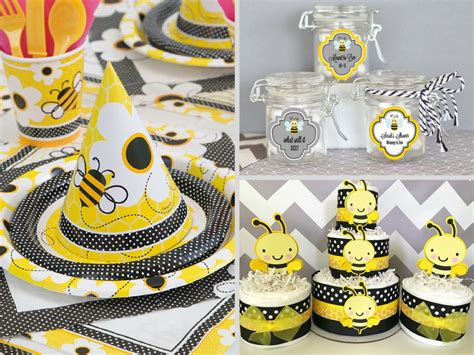 bumble bee baby shower decorations  party favors baby
