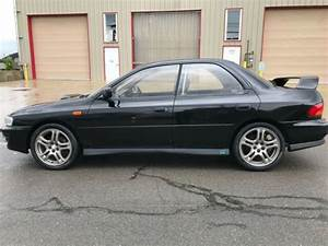 1993 Subaru Impreza Wrx Gc8 Ej20g Manual 5 Speed 4 Door