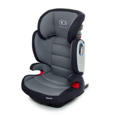 siege auto avec isofix siège auto et réhausseur isofix expender de 15 à 36 kg