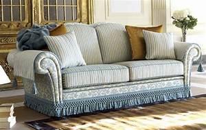 Klassische Sofas Im Landhausstil : divani shabby chic lo charme di uno stile romantico ~ Markanthonyermac.com Haus und Dekorationen